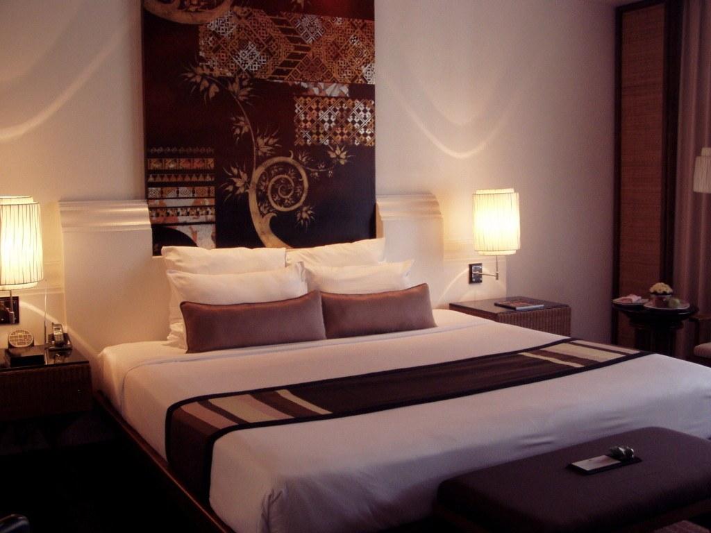 Luxury hotels in Thailand.