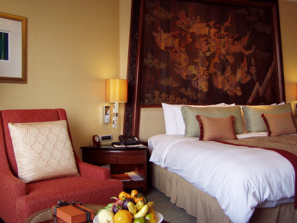 The Shangi-La in Thailand is one of the top luxury hotels in Thailand.