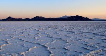 salinas grandes salt flats in Argentina