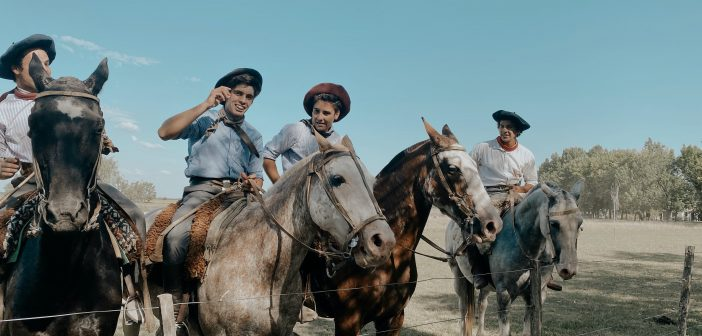 Riding with Gauchos in Argentina