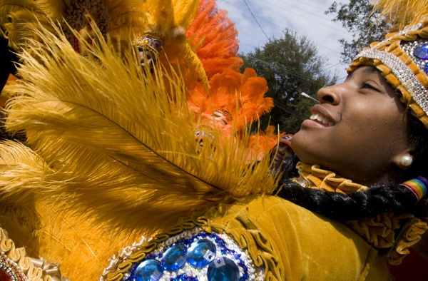 Mardi Gras in New Orleans: A Girl's Guide to Partying in Style