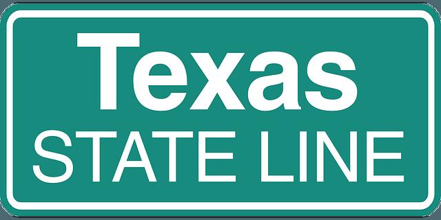 drive across Texas