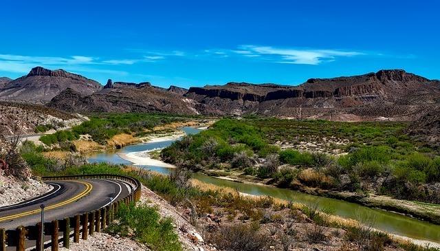 roadtrip across texas