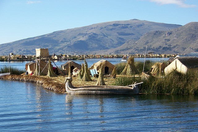 preventing altitude sickness at lake titicaca