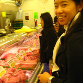 At the Butcher Section