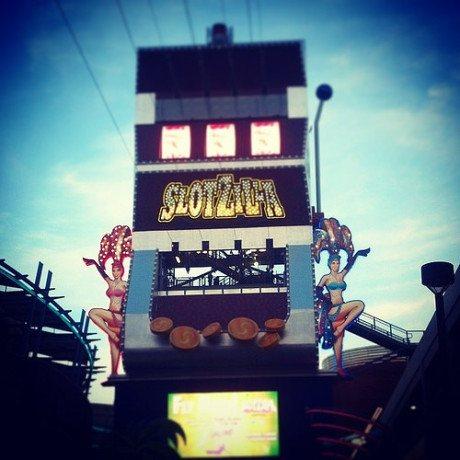 Vegas off the strip