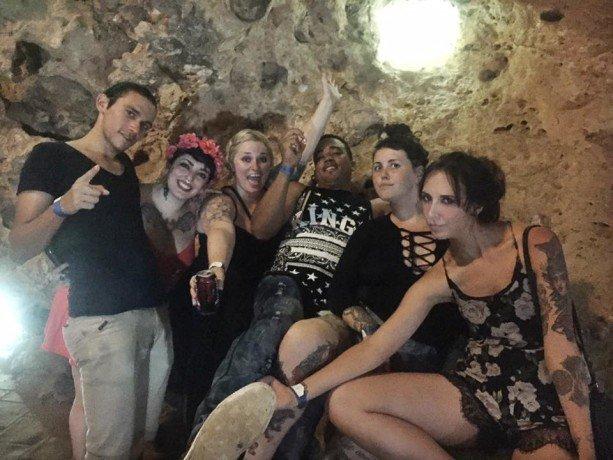 trinidad cave, cuba