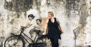 A Street Art Tour of George Town, Penang
