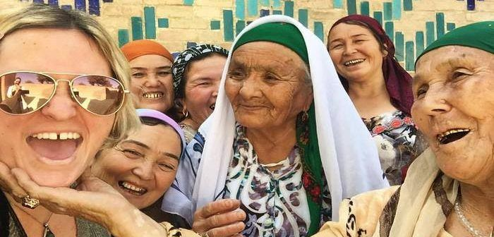 A Girl's Guide to Traveling in Uzbekistan