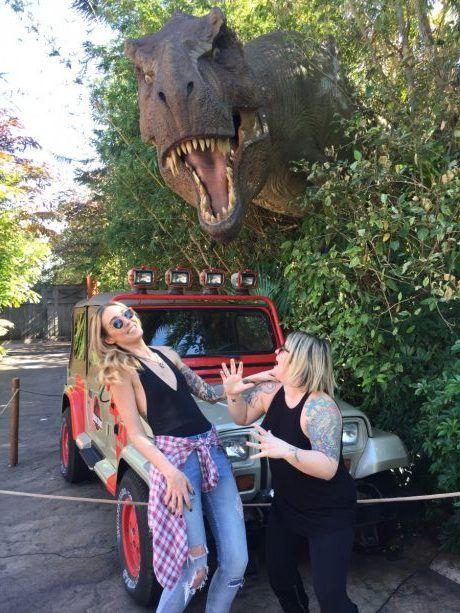 a fun day at Universal Resort Orlando