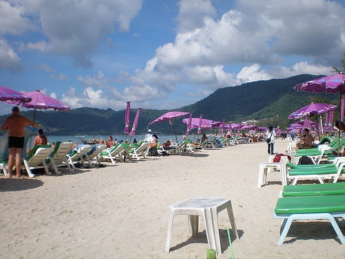 worst beaches in thailand