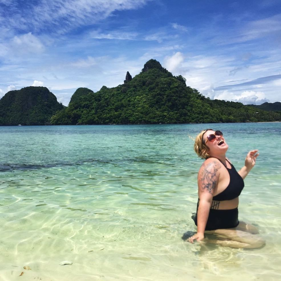 solo travel in the Philippines