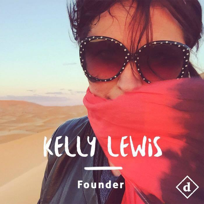 Kelly Lewis, guidebooks for women