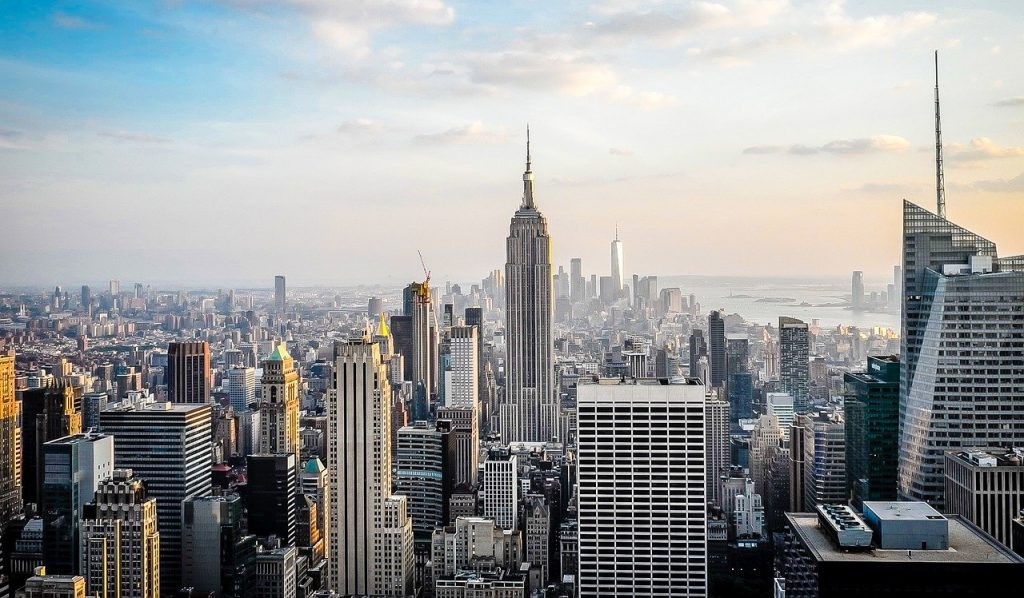 Top of the Rock is one of the most instagrammable spots in NYC