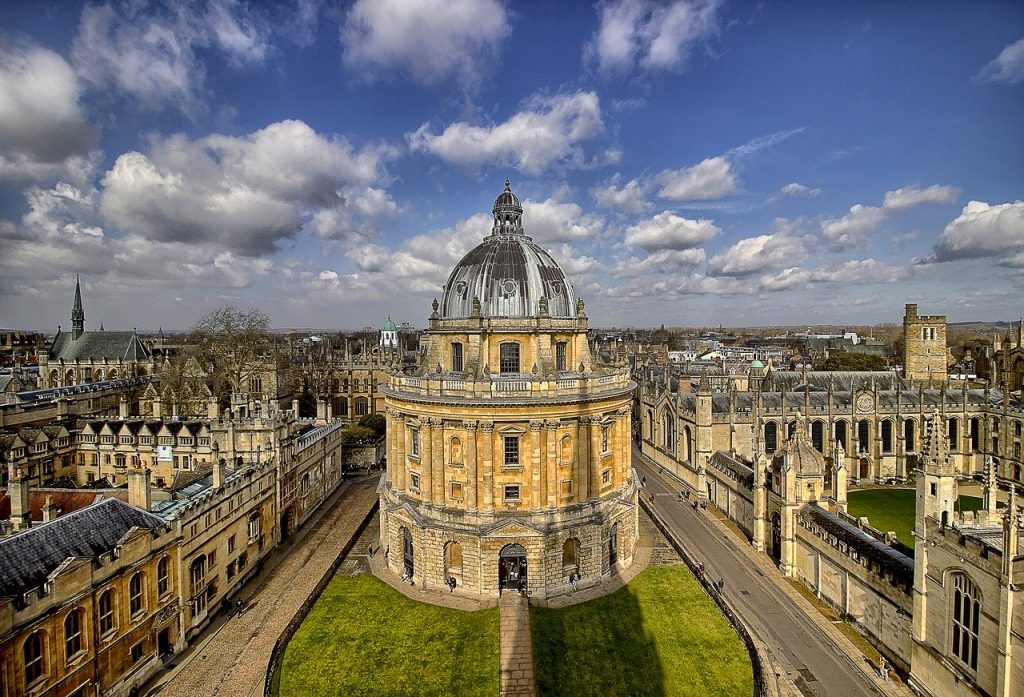 What to see on a day trip to Oxford.