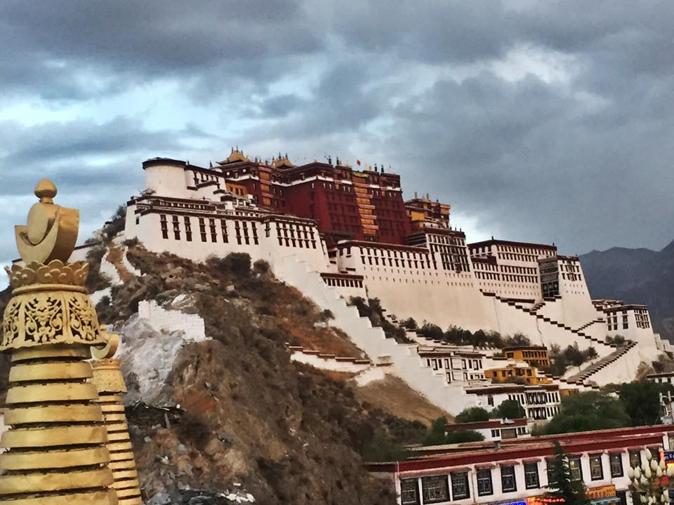 Visiting Lhasa and Potala Palace was incredible and life changing.