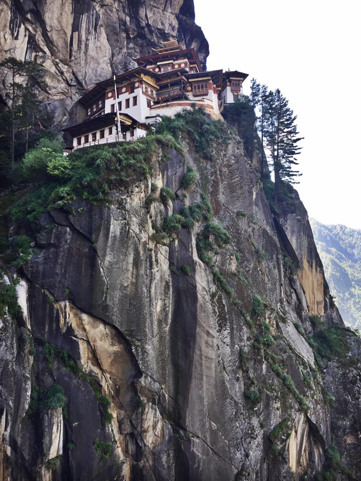 Hiking to Tiger's Nest is one of my favorite adventures.