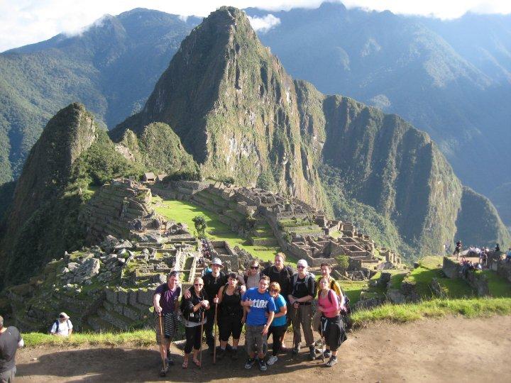Hiking to Machu Picchu was one of my all-time greatest adventures.