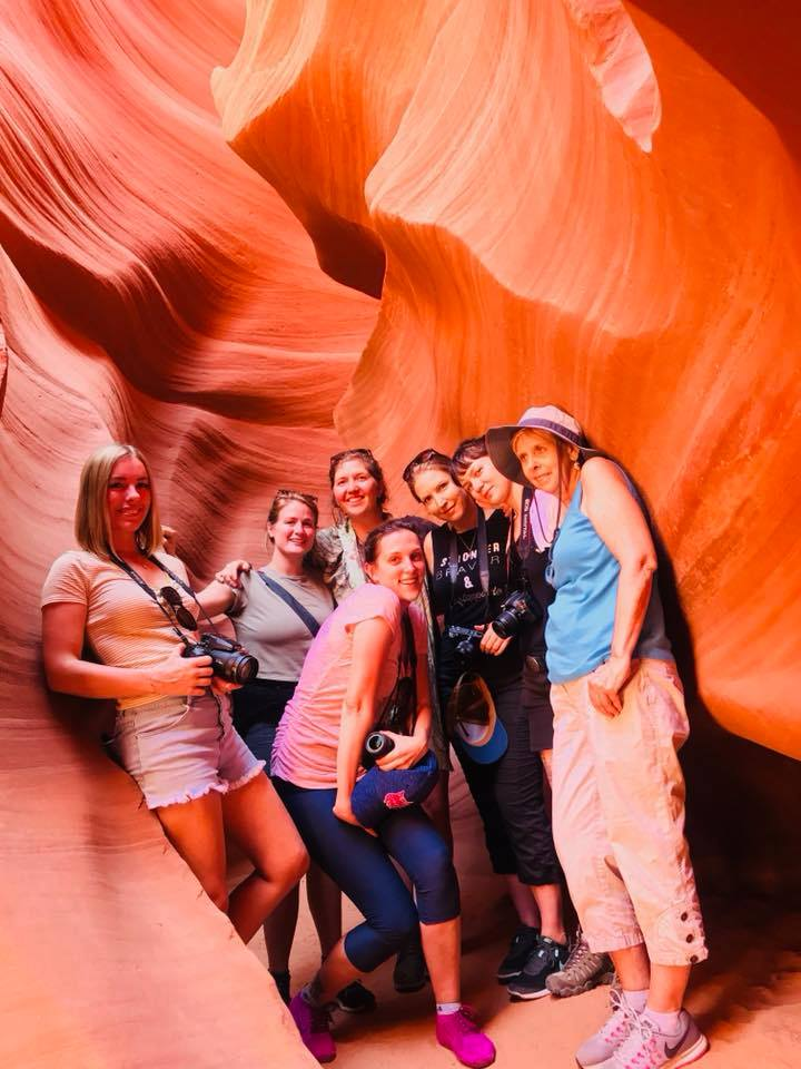 Antelope Canyon is one of my favorite places on Earth.