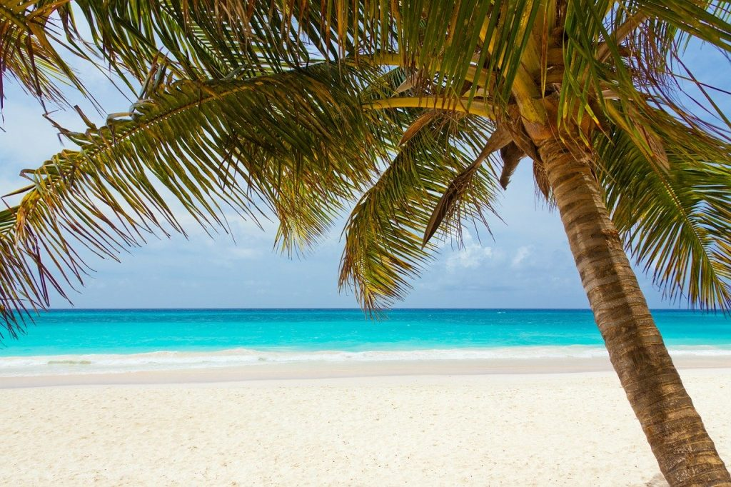 The Caribbean is a great place to travel in the summer!