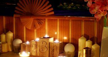 Thai massage tips