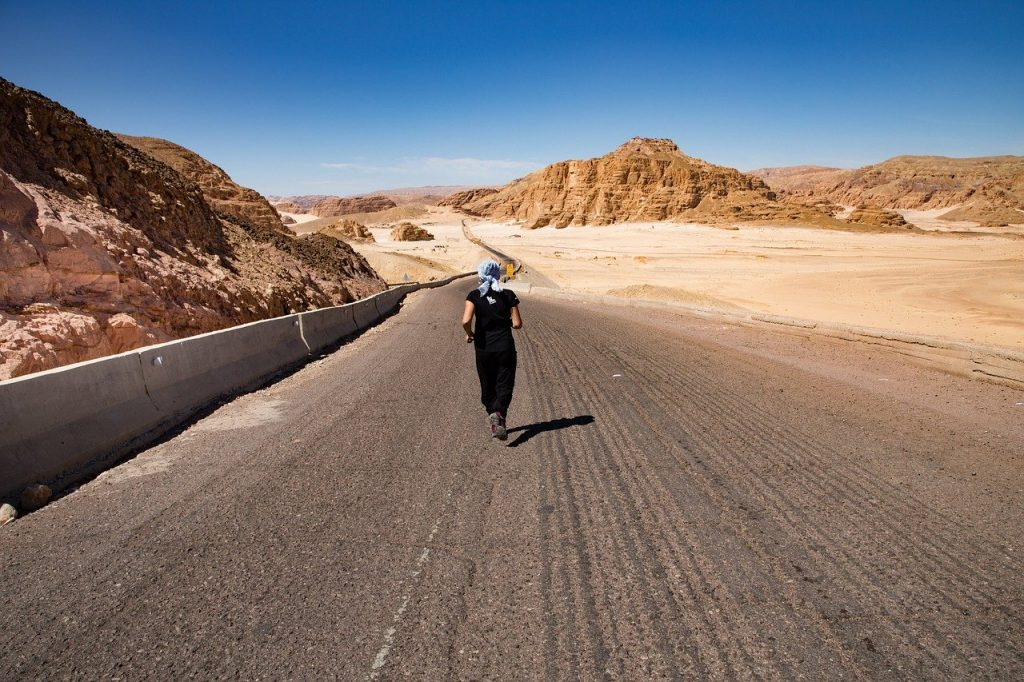 Tips for running while traveling.